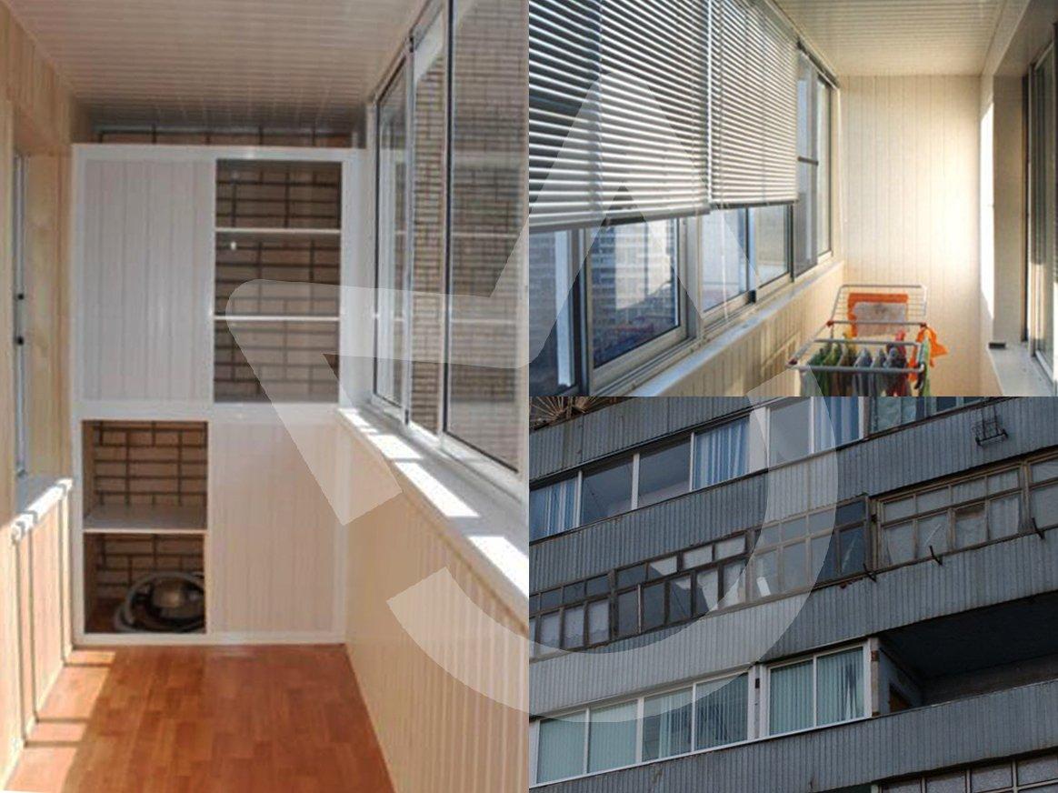 Холодное остекление балкона и лоджий - цены на остекление ал.