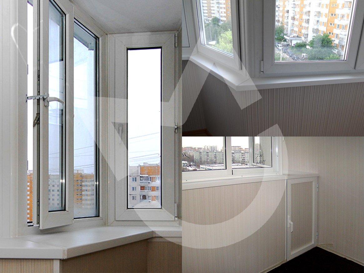 Теплое остекление - остекление балконов и лоджий пластиковым.